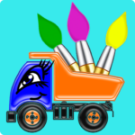 Kids Coloring book – learn colors  (Mod) 1.1