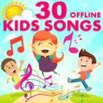 Kids Songs Offline Nursery Rhymes & Baby Songs  (Mod) 1.9.5