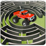 Monster Truck Maze Driving 2020: 3D RC Truck Games  (Mod) 2.2