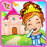 👸 My Princess Town – Doll House Games for Kids 👑  (Mod) 2.4