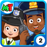 My Town : Police Station. Policeman Game for Kids  (Mod) 2.94