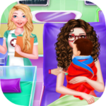 Newborn Care Game Pregnant games Mommy in Hospital  (Mod) 11.0.0