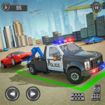 Police Tow Truck Driving Simulator  (Mod) 1.2