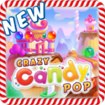 Puzzle Blast: Crazy Candy Pop 2020  (Mod) 2.0