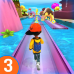 RUN RUN 3D 3 – Hyper Water Surfer Endless Race  (Mod) 501.2.0