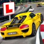 Race Driving License Test  (Mod) 2.1.2
