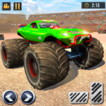 Real Monster Truck Demolition Derby Crash Stunts  (Mod) 3.2.1