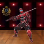 Real Robot Ninja Ring Fight: Fighting Games 2020  (Mod) 0.4