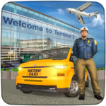Real Taxi Airport City Driving-New car games 2020  (Mod) 1.8