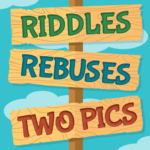 Riddles, Rebus Puzzles and Two Pics  (Mod) 1.7.1