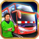 Road Driver: Free Driving Bus Games – Top Bus Game  (Mod) 1.22.1