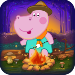 Scout adventures. Camping for kids  (Mod) 1.0.9