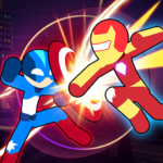 Stickman Heroes Fight Super Stick Warriors  (Mod) 1.2.0