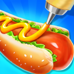 Street Food Stand Cooking Game for Girls  (Mod) 1.6
