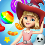 Sugar Witch – Sweet Match 3 Puzzle Game  (Mod) 1.27.9