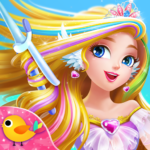 Sweet Princess Fantasy Hair Salon  (Mod) 1.0.7