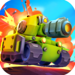 Tank Royale-Online IO howling Tank battle game  (Mod) 1.1.4