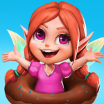 Tastyland Merge 2048, cooking games, puzzle games  1.16.0 (Mod)
