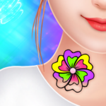 Tattoo Design & Nail Salon – Hand & Leg Spa Game  (Mod) 3.0