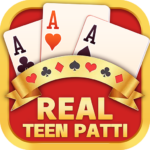 Teen Patti Real-3 Patti Rummy Online Poker  (Mod) 1.0.1