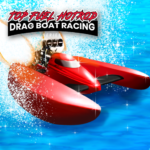 Top Fuel Hot Rod – Drag Boat Speed Racing Game  1.36 (Mod)