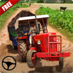 Tractor Trolley: Offroad Driving Tractor Trolley  (Mod)   1.1.6