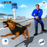 US Police Dog 2019: Airport Crime Shooting Game  (Mod) 2.4