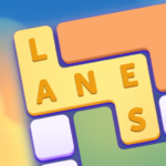 Word Lanes Relaxing Puzzles  1.7.1 (Mod)