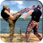 Army Battlefield Kung Fu New Fighting Games 2020  (Mod) 1.3