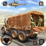 Army Truck Driving Game 2021- Cargo Truck 3D  (Mod)