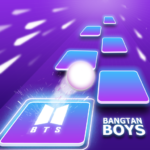 BTS Tiles Hop Music Games Songs  (Mod) 7.0