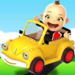 Baby Car Fun 3D – Racing Game  (Mod) 210108