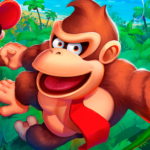 Banana King Kong – Super Jungle Adventure Run  (Mod) 3.1