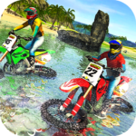 Beach Water Surfer Bike Racing  (Mod) 1.2