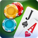 Blackjack & Baccarat – Casino Card Game  (Mod) 1.1.23