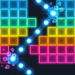 Brick Breaker: Neon-filled hip hop!  (Mod) 1.0.21