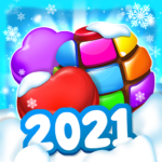 Candy House Fever – 2020 free match game  (Mod)