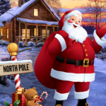 Christmas Santa Crazy Kart Gift Delivery Game 2020  (Mod) 1.1