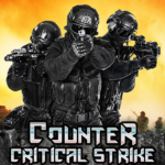 Counter Critical Strike CS: Army Special Force FPS  (Mod) 3.0