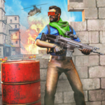 Cover Hunter Game: Counter Terrorist Strike War  (Mod) 0.1