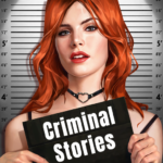 Criminal Stories Detective games with choices  0.2.7 (Mod)