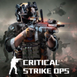 Critical Strike Ops – FPS 3D shooting Game  (Mod) 2.0.9
