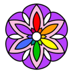 Cross Stitch Coloring Mandala  (Mod) 0.0.86