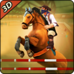 Derby horse Riding Finish Quest Race Jump  (Mod) 1.0