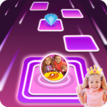 Diana and Roma Tiles hop for kids  (Mod) 3.0