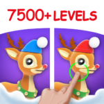 Differences in Eyes, Find & Spot all Differences  (Mod)1.8.3