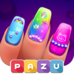Girls Nail Salon – Manicure games for kids  (Mod) 1.24