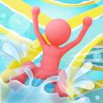 Idle Water Slide  (Mod) 1.7.7