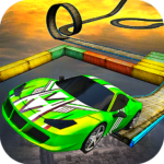 Impossible Stunt Car Tracks 3D  (Mod) 2.4