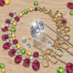 Jewelry Maker Paint by number  45.0 (Mod)